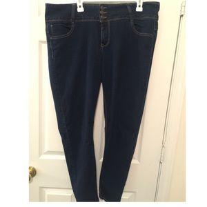 Denim - Women's plus size jeans